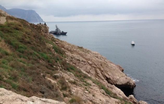 ΣΥΜΒΑΙΝΕΙ ΤΩΡΑ: Δέκα Ουκρανικά πολεμικά πλοία έφυγαν από την Σεβαστούπολη