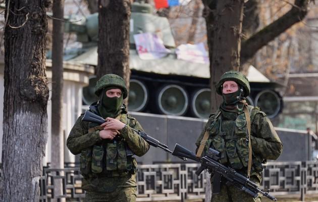 ΕΚΤΑΚΤΗ ΕΙΔΗΣΗ: Η Ουκρανία κήρυξε επιστράτευση