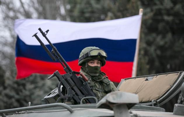 Πεντάγωνο: 20.000 Ρώσοι στρατιώτες βρίσκονται στην Κριμαία