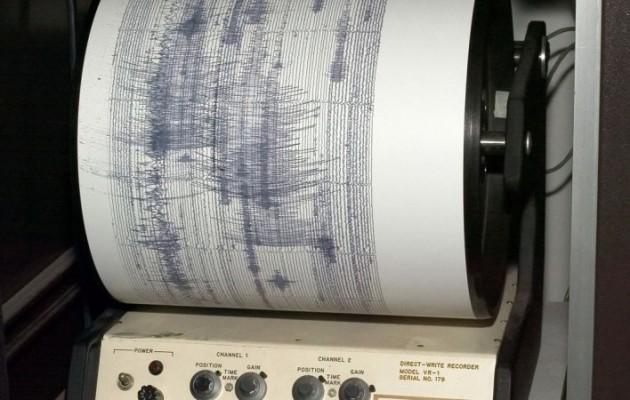 Σεισμός δυτικά του Αργοστολίου