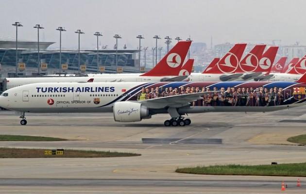 Διαψεύδουν οι Τουρκικές Αερογραμμές ότι έκαναν εμπόριο όπλων στην Νιγηρία