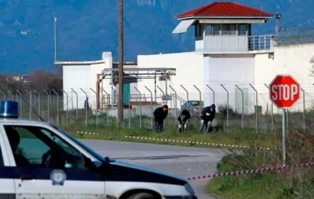 Συνελήφθη στην Αλβανία δραπέτης της φυλακής Τρικάλων