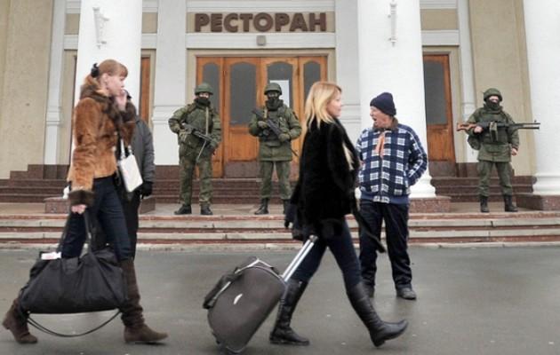 143.000 πολίτες της Ουκρανίας ζήτησαν άσυλο στη Ρωσία