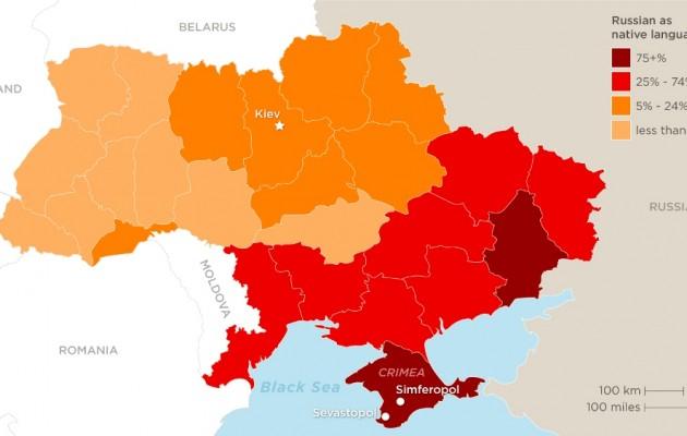 Υπό απόλυτο ρωσικό έλεγχο η Κριμαία – Ετοιμάζεται για απόσχιση όλη η ρωσόφωνη Ουκρανία