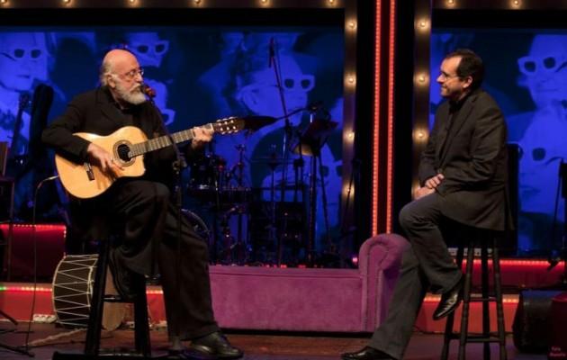 Διονύσης Σαββόπουλος: Η διαδρομή του από τη Νομική στο τραγούδι