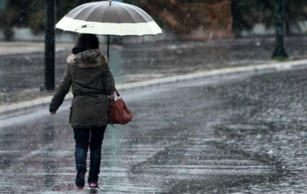Χαλάει ο καιρός από την Τετάρτη έως και το Σάββατο – Έκτακτο δελτίο για όλη την Ελλάδα