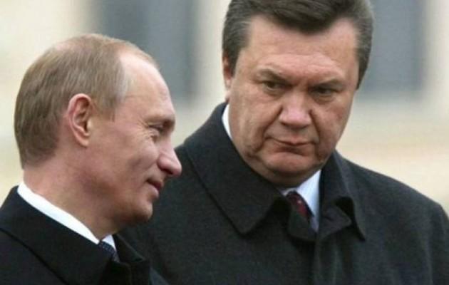Ρωσικά ΜΜΕ: στο νοσοκομείο ο Γιανουκόβιτς, υπέστη καρδιακή προσβολή