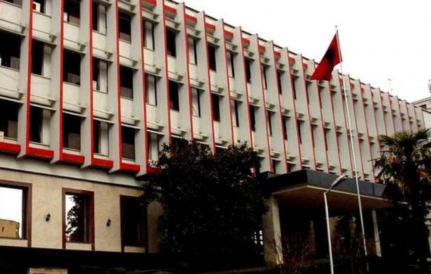 Αντίδραση του Αλβανικού Υπουργείου Εξωτερικών για το θάνατο του Καρέλι