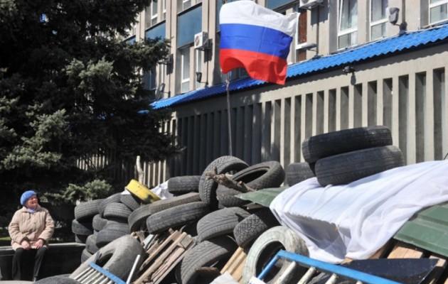 Κίνδυνος εμφυλίου στην Ουκρανία