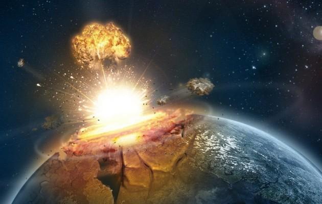 Η NASA ανακάλυψε ποτέ οι αστεροειδείς θα χτυπήσουν τη Γη και θα τελειώσουν τη ζωή