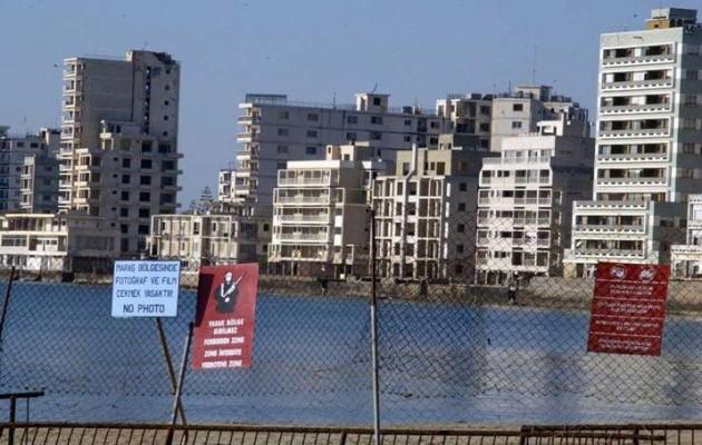Θέλουν να ανοίξουν την Αμμόχωστο οι Τουρκοκύπριοι και να επιστρέψουν οι Έλληνες στα σπίτια τους