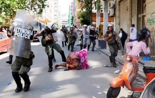 Αμνηστία: Ατιμωρησία, βία και οι δεσμοί με τη Χρυσή Αυγή μαστίζουν την ΕΛ.ΑΣ.