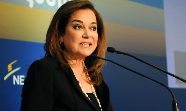 H Μπακογιάννη υποψήφια Γενική Γραμματέας του Συμβουλίου της Ευρώπης