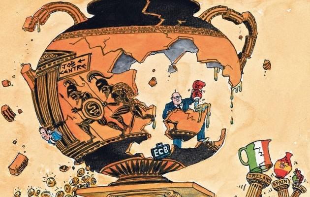 """""""Greek statistics με την """"βούλα"""" της Ευρώπης πρωτογενές πλεόνασμα;"""""""