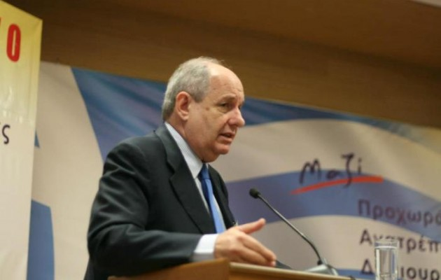 T. Κουίκ: Ανθελληνική και ανήκουστη η απαγόρευση χρήσης της ελληνικής σημαίας στο λογότυπό μας