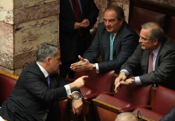"""""""Καραμανλικός"""" και ο Μάκης Βορίδης"""