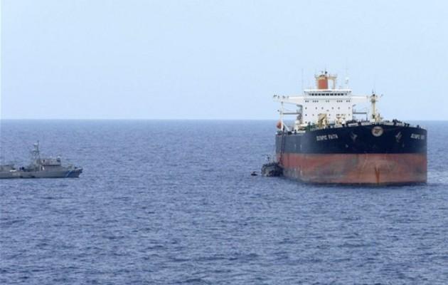 Στα Χανιά μεταφέρονται οι 331 μετανάστες που εντοπίστηκαν ανοιχτά της Κρήτης