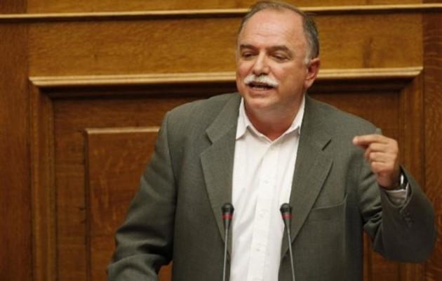 Παπαδημούλης: «ΝΔ – ΠΑΣΟΚ κάνουν την πιο ακριβή εκλογική καμπάνια»
