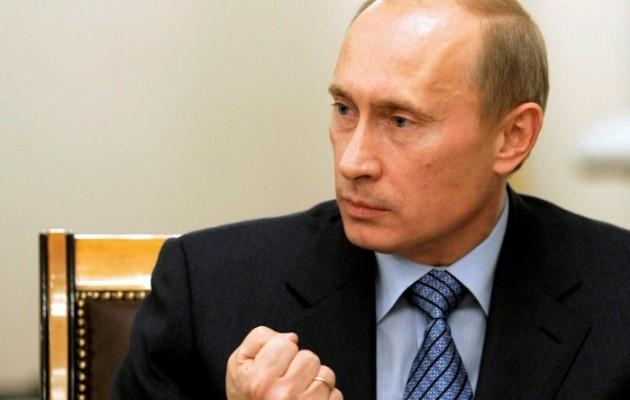 Πούτιν: Στην Ουκρανία έχουμε εμφύλιο πόλεμο