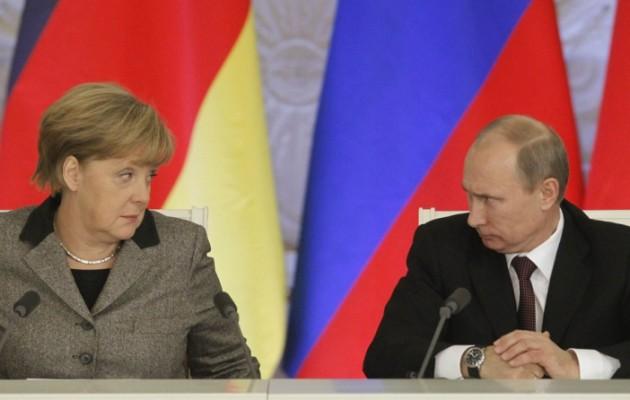Μέρκελ: Να σεβαστεί η Ρωσία τς εκλογές στην Ουκρανία