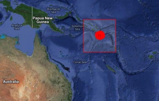 Προειδοποίηση για τσουνάμι από σεισμό 7,5 ρίχτερ στον Ειρηνικό