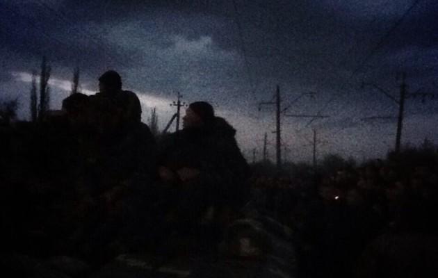 Οι Ουκρανοί αποχωρούν από τα περίχωρα του Κραματόρσκ