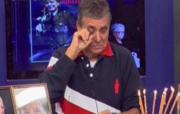 """Γ. Τράγκας: Ανακοίνωσε το τέλος της συνεργασίας του με το """"κανάλι Ε"""""""