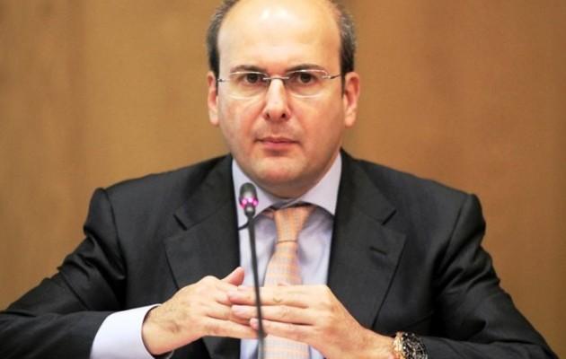 Χατζηδάκης: Διχαστικό το διάγγελμα του πρωθυπουργού
