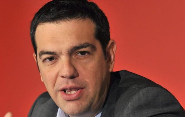 Αλέξης Τσίπρας: Εμείς θα χτίσουμε τη νέα Ελλάδα