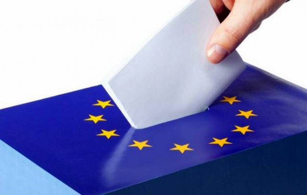 Αυτή την Κυριακή ψηφίζουμε για την ΑΛΛΑΓΗ στην Ευρώπη