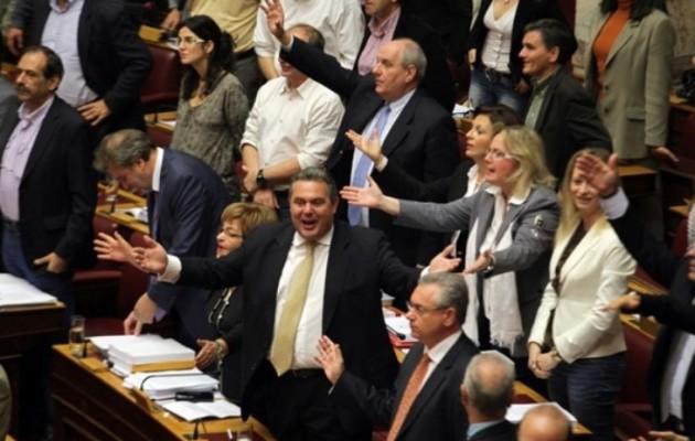 Οι Ανεξάρτητοι Έλληνες ανακοίνωσαν τους θερινούς κοινοβουλευτικούς εκπροσώπους τους