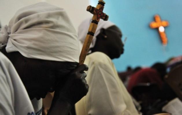 27χρονη καταδικάστηκε σε θάνατο επειδή βαπτίστηκε χριστιανή