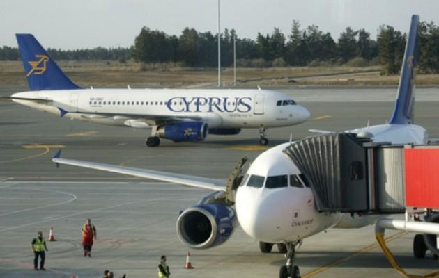 Στην Κύπρο ανακατευθύνονται οι πτήσεις με τελικό προορισμό το Ισραήλ
