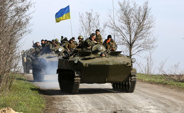 Έξι νεκροί Ουκρανοί στρατιώτες – Έπεσαν σε ενέδρα κοντά στο Κραματόρσκ