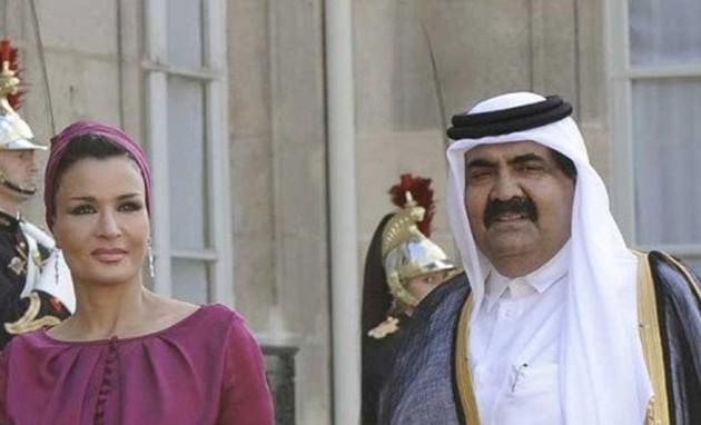 Ο εμίρης του Κατάρ κάνει δικά του επτά νησιά στο Ιόνιο