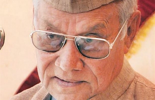 Πολιτικός 93 ετών υποψήφιος ξανά!