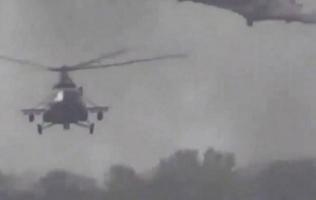 Βίντεο και φωτογραφίες από την μάχη του Κραματόρσκ