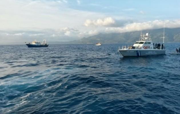 Παραλίγο νέα τραγωδία με μετανάστες ανοιχτά της Σάμου