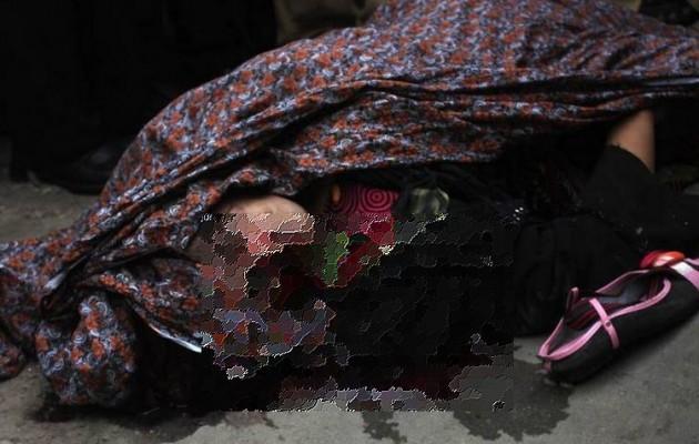 Πακιστάν:  Ήταν έγκυος η γυναίκα που λιθοβολήθηκε από την οικογένειά της
