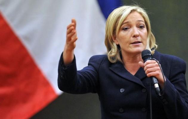 Απέτυχε να δημιουργήσει ομάδα στο ευρωκοινοβούλιο η  Μαρίν Λεπέν