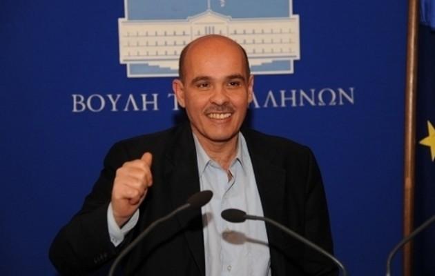Μιχελογιαννάκης: Η κυβέρνηση θα πέσει αν φέρει το ασφαλιστικό