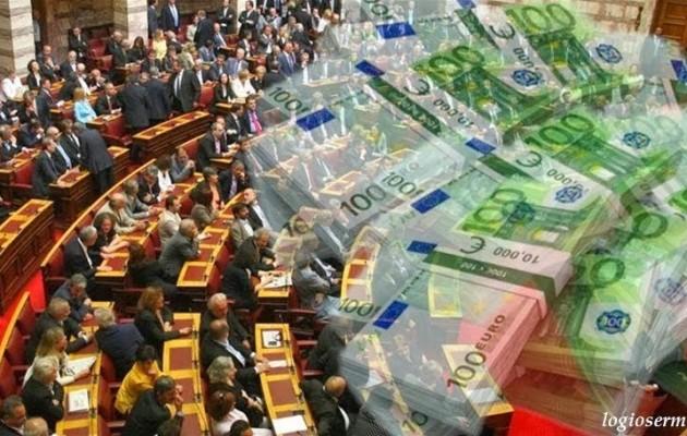 Βόμβα: Νόμος του 2013 «έθαψε» την υπόθεση για τα δάνεια των κομμάτων – Πώς τα έπαιρναν