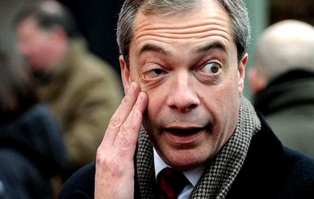 Σαρώνει στην Βρετανία ο ευρωσκεπτικιστής Νάιτζελ Φάρατζ