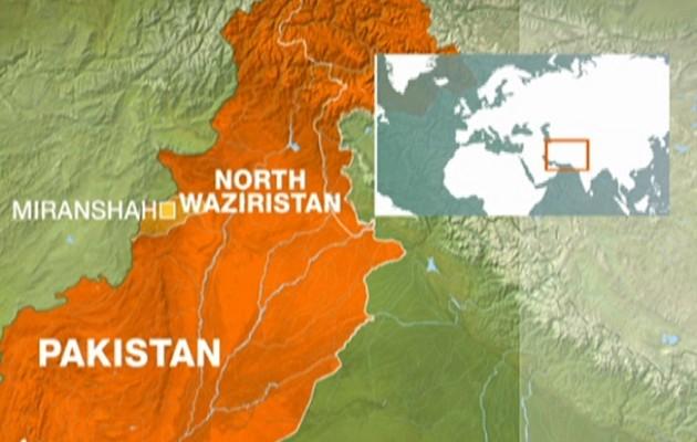 Νεκροί 32 αντάρτες από αεροπορικά πλήγματα στο Πακιστάν