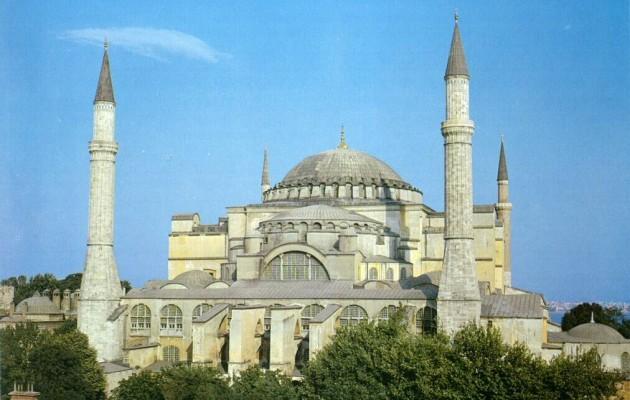 Καταδικάζει τη μετατροπή της Αγίας Σοφίας σε τζαμί η αμερικανική Επιτροπή για τη Θρησκευτική Ελευθερία