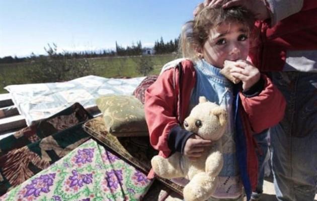 Ο ΣΥΡΙΖΑ ζητά να ανοίξουμε τα σύνορα και να υποδεχθούμε τους πρόσφυγες της Συρίας!