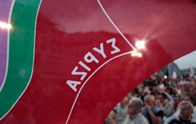 ΣΥΡΙΖΑ: Κινδυνολογικός τυχοδιωκτισμός του Σαμαρά