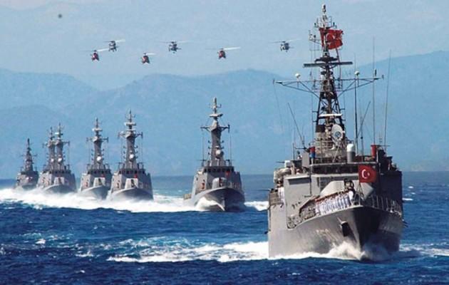 Ας ξέρουν οι χώρες που καλούνται στην «Ασπίδα της Μεσογείου» ότι αποτελεί επιθετική ενέργεια κατά της Ελλάδας