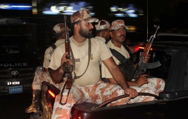 Οι Ταλιμπάν ανέλαβαν την ευθύνη για το μακελειό στο αεροδρόμιο του Καράτσι