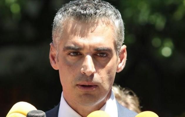 Άρης Σπηλιωτόπουλος: Στη ΝΔ του Καραμανλή δεν έχουν χώρο ακροδεξιά και λούμπεν στοιχεία